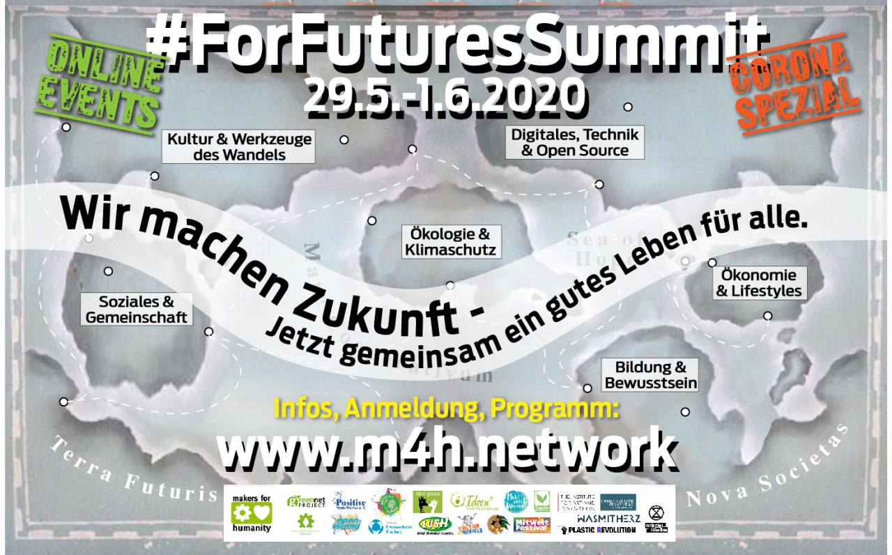 Der Summit für Zukunftsmacher*innen
